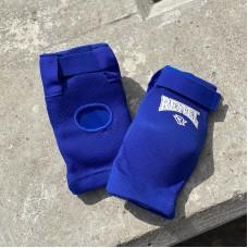 Налокотники для тайского бокса Reyvel синие