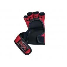 Перчатки ММА Reyvel pro fight красные