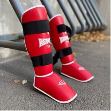 Защита ног Reyvel classic красная