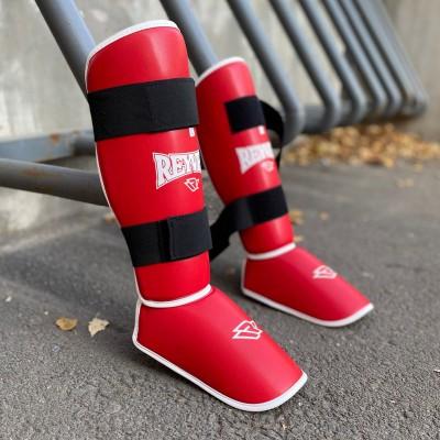 Защита ног Reyvel classic красная красная в наличии в магазине Сайд-Степ