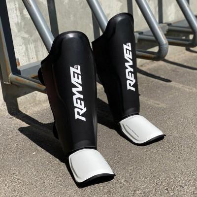 Защита ног Reyvel mt черная-белая в наличии в магазине Сайд-Степ