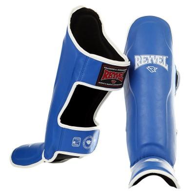 Защита ног Reyvel mt синяя - Сайд-Степ магазин спортивной экипировки