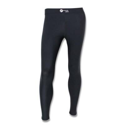 Детские компрессионные штаны Rusco sport only black - Сайд-Степ магазин спортивной экипировки