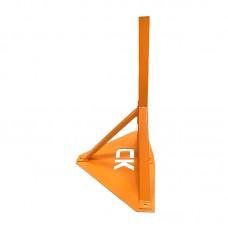Кронштейн для боксерского мешка СК СПОРТ настенный оранжевый
