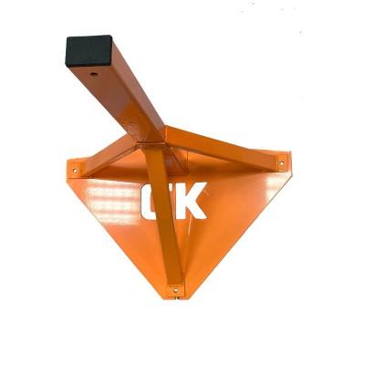 Кронштейн для боксерского мешка СК СПОРТ настенный оранжевый в наличии в магазине Сайд-Степ