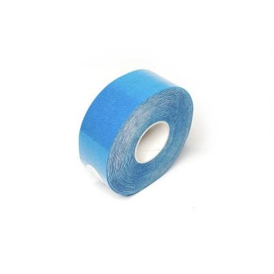 Кинезио тейп голубой 2,5 см - Сайд-Степ магазин спортивной экипировки