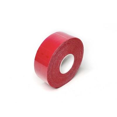 Кинезио тейп красный 2,5 см - Сайд-Степ магазин спортивной экипировки