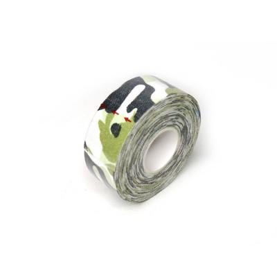 Кинезио тейп светло-зеленый камуфляж 2,5 см - Сайд-Степ магазин спортивной экипировки