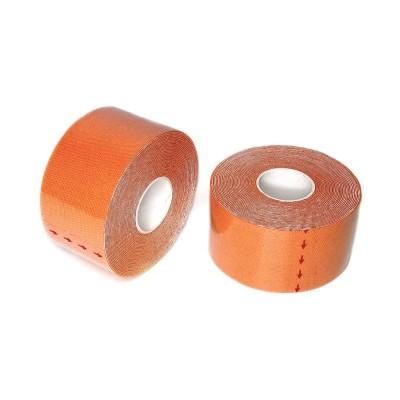 Кинезио тейп оранжевый 3,8 см - Сайд-Степ магазин спортивной экипировки