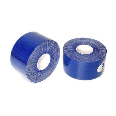 Кинезио тейп синий 3,8 см - Сайд-Степ магазин спортивной экипировки