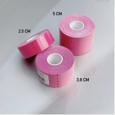 Кинезио тейп розовый 5 см