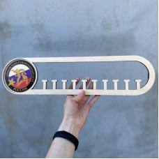 Медальница АРБ лого