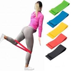 Набор фитнес резинок 5 шт. (d=30 см)