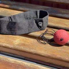 Тренажер мяч на резинке для бокса. Советы использования