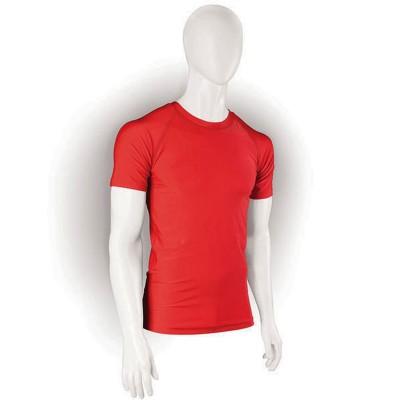 Детский рашгард красный ss - Сайд-Степ магазин спортивной экипировки