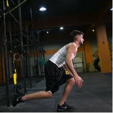 Петли для функционального тренинга P3 PRO (I комплект) желтые
