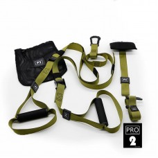 Петли для функционального тренинга P3 PRO (II комплект) хаки