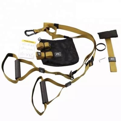 Петли для функционального тренинга P3 PRO (III комплект) хаки - Сайд-Степ магазин спортивной экипировки