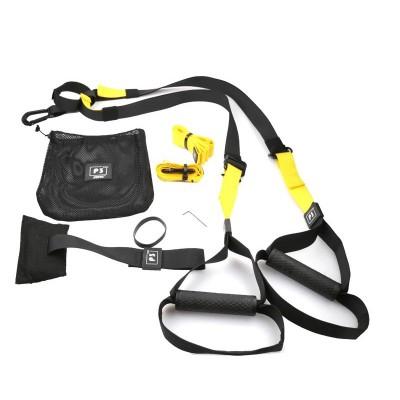 Петли для функционального тренинга P3 PRO (III комплект) желтые - Сайд-Степ магазин спортивной экипировки