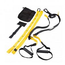 Петли для функционального тренинга P3 PRO (III комплект) желтые