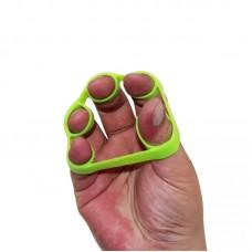 Тренажер для пальцев рук неон грин 4 кг