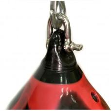 Водоналивная груша черно-красная (D=30)