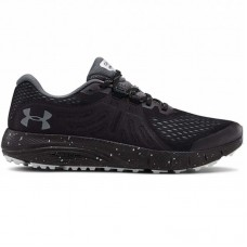 Кроссовки Under Armour charged bandit trail black
