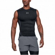 Рашгард Under Armour heatgear armour compression sl черный
