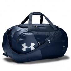 Спортивная сумка Under Armour undeniable duffel 4.0 lg темно-синяя (85 л)