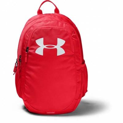 Рюкзак Under Armour scrimmage 2.0 red в наличии в магазине Сайд-Степ