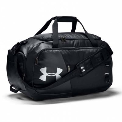 Спортивная сумка Under Armour undeniable duffel 4.0 md black в наличии в магазине Сайд-Степ