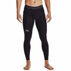 Компрессионные штаны Under Armour heatgear armour черные