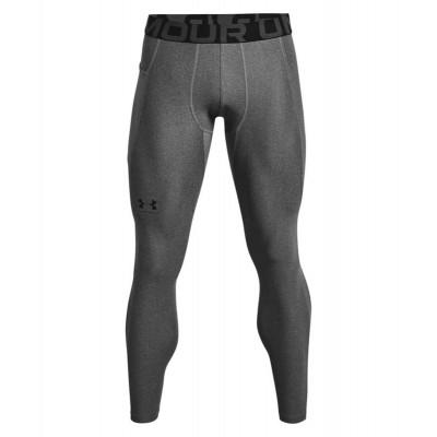 Компрессионные штаны Under Armour heatgear armour gray в наличии в магазине Сайд-Степ