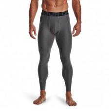 Компрессионные штаны Under Armour heatgear armour серые