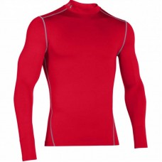 Термобелье кофта Under Armour cg armour mock red ls