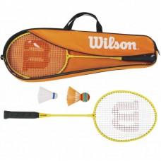 Комплект для бадминтона Wilson junior kit 2