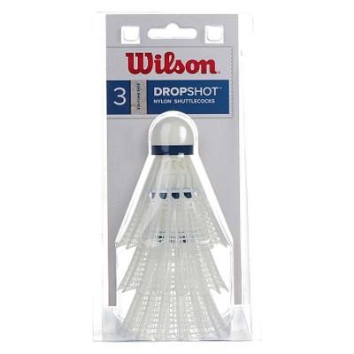 Воланы Wilson dropshot 3 clamshel wh в наличии в магазине Сайд-Степ